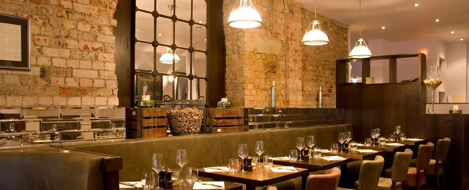 Fulham Wine Rooms, London